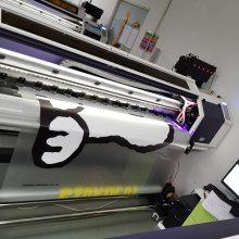 异形透明玻璃贴定制厂家直销超透彩白彩UV打印量大价优