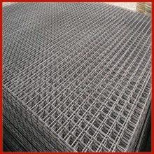 浸塑电焊网建筑网片 黑铁丝网片现货 钢结构楼板铁丝网供应