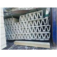 玻璃钢拉挤复合管 标志桩围栏矩形管 绝拉挤缘防腐材 品牌华庆