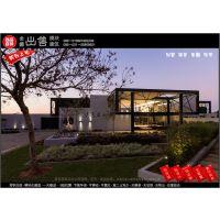 全球销售60m2精装钢结构模块别墅 住宅 厂房 办公楼 集成房屋 装配房屋上海沪惠建筑 活动房