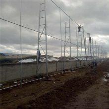 防风防尘网 和林格尔防风防尘网 防风防尘网安装