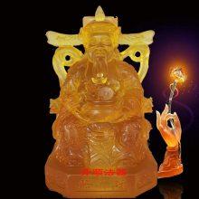 升顺法器专业生产寺庙琉璃万佛小佛像批发 水琉璃小佛像批发