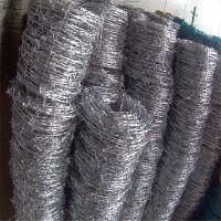 镀锌丝刺绳 现货刺丝网 镀锌的铁线