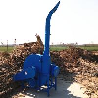 三相电多功能青草铡草机 自动进料玉米秆铡草机