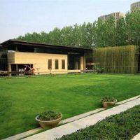 1.5mm绿植户外人造草皮 高尔夫球场果岭草坪 楼顶庭院加密草绿色仿真草坪销售