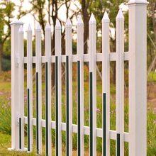 小区塑钢围栏pvc塑钢护栏报价