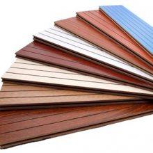 济南吸音板-合肥泽润-木制吸音板