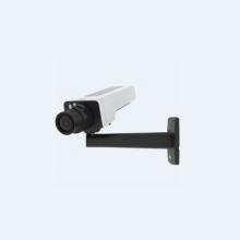 安讯士AXIS P1375网络摄像机P1375-E室外型枪机