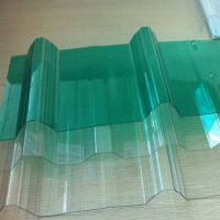 透明瓦 T840波浪瓦 采光瓦 pc阳光瓦 阳光板厂家定制