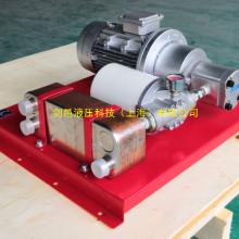 剑邑JYEL系列铜钎焊板式换热器_油水热交换冷却系统