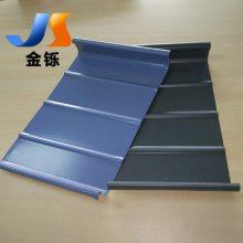 学校体育馆钢结构屋面用金属屋面板 铝镁锰合金屋面板 安装价格