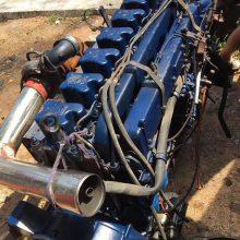 潍柴290 336 340 375 380 420马力重汽奥威康明斯船应发动机总成
