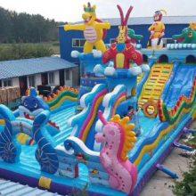 贵州黔东南儿童充气蹦蹦床城堡品质保障