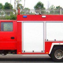 湖北江南江铃3吨水罐消防车---水罐消防车价格-江铃消防车厂家