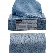 强力去污擦拭布超强吸油污大型设备擦拭印花无尘布耐洗耐磨