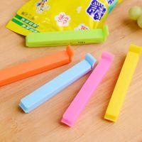 TY创意糖果色封口夹塑料袋密封夹保鲜零食食品夹茶叶封口夹
