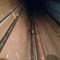 5㎝厚电梯井吸音板现货 河北电梯井吸音板厂家 盈辉电梯井吸音板