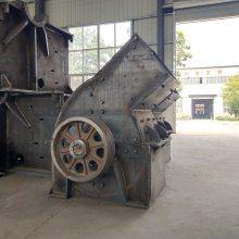 郑州小型锤式破碎机 砂石料生产线专用设备 锤式打砂机