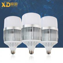 新厂房大功率led灯泡超亮球泡灯E27螺口50W80W100W150W节能灯泡led照明