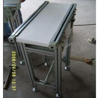 铝材装车输送机耐高温 组装流水线