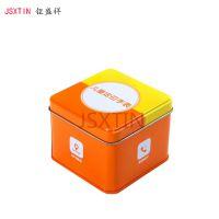 手表铁盒包装盒 电子定位表马口铁盒厂家定制