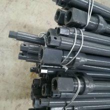 厂家批发锚杆机用钻杆 锚杆钻杆 1.2m/1.6m/1.8m 带尾柄 编织袋包裹
