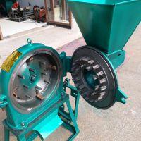 齿盘式谷物磨面机 玉米小麦大米磨粉机 家用电小型劲锤式粉碎机
