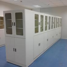 实验室/化验室 全木/铝木/全钢/PP 药品柜/样品柜/试剂柜/器皿柜
