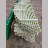 玻璃钢除雾器_235脱硫塔折流板_C型S型平板式 华强优推