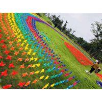 上海风车节活动策划浪漫风车展高效展示--驰威展览公司