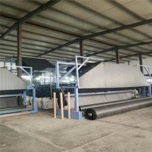 2米宽防草布在云南火龙果园的铺盖法