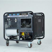 野外施工用400A柴油发电电焊机