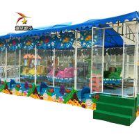中小型儿童游乐设备价格童星欢乐喷球车快速赚钱项目