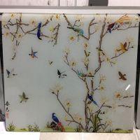 5D玻璃工艺品万能UV打印机 3D浮雕玻璃工艺品平板印刷机