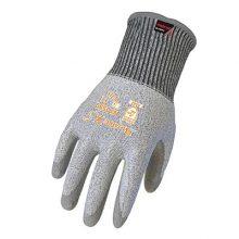 HD汉登防切割手套W744-380耐高温350度5级防割手套