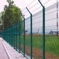 工厂厂房围墙网 室外场地围墙网 围墙网专业施工
