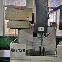 沃玛现货销售XK7136数控铣床 多功能三轴硬轨数控铣床