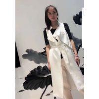 深圳周仕依林品牌货源女装折扣女装品牌库存多种款式多种风格