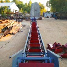 电厂煤粉刮板输送机 不锈钢耐腐蚀刮板机 定做刮板输送机厂家