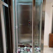 济南航天厂家 供应家用升降平台 室外三层五层液压电梯 无机房无噪音小型电梯