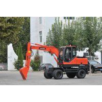 哈尔滨市BD80W-8分立式新型挖掘机厂家