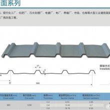 信阳彩钢屋面板厂家(YX30-245-980型)型号齐全