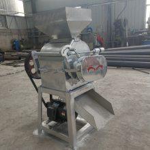 新型大豆燕麦压片机 家用两相电粮食挤扁机 豆扁机生产厂家