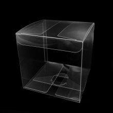 定制PVC包装盒 透明环保PP磨砂茶叶盒子 PET食品塑料盒印logo