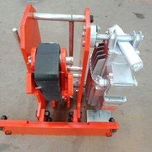 厂家直销 起重机液压防风铁楔制动器 _ YFX-600/80防风铁楔
