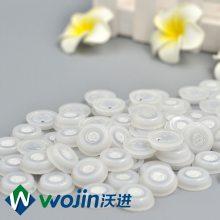 广东塑料咖啡袋透气阀 咖啡豆包装排气阀 单向透气阀 厂家现货WJ1901
