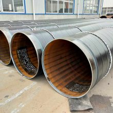 3PE防腐钢管厂家 工艺精良 性能优异