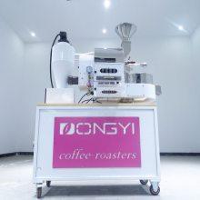 咖啡烘焙机器 咖啡豆炒豆机 南阳东亿厂家直营