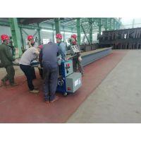 2019GMMA-100L自动厚钢板铣边机