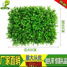 仿真植物墙人造塑料花草皮装饰屋顶阳台外墙绿化草墙草坪